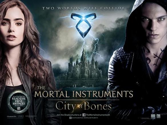 The-Mortal-Instruments-City-of-Bones-UK-Quad-Poster-585x438